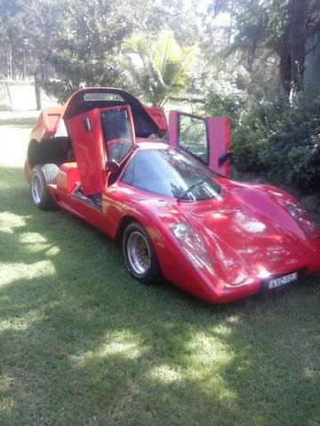 MANTA MONTAGE VERY RARE EXOTO SPORTS CAR ,FULL N.S.W.  REGO.R.H.D.