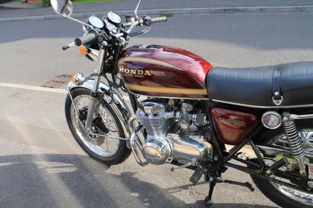 Honda Cb550 Four F2 For Sale Thatcham Berkshire United Kingdom