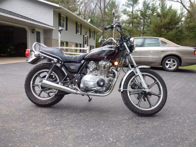 1981 Kawasaki 440 Ltd Parts