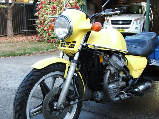 Honda 1978 CX 500 motor Bike/Trike