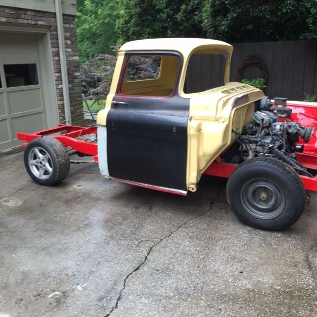 1956 Chevy Truck 1/2 Ton Project