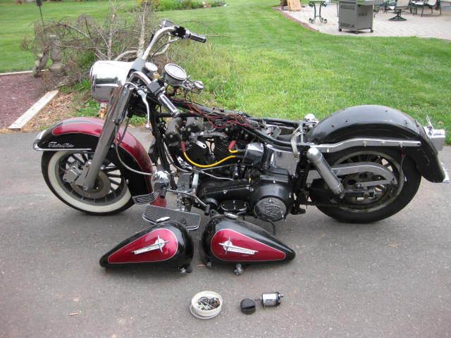 1978 Harley Davidson FX Shovelhead