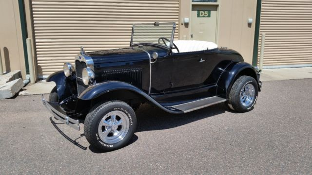 1931 Ford Model A Roadster - all steel