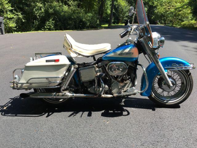 67 Harley Davidson Electraglide FLH Shovelhead Shovel Head ORIGINAL unrestored!