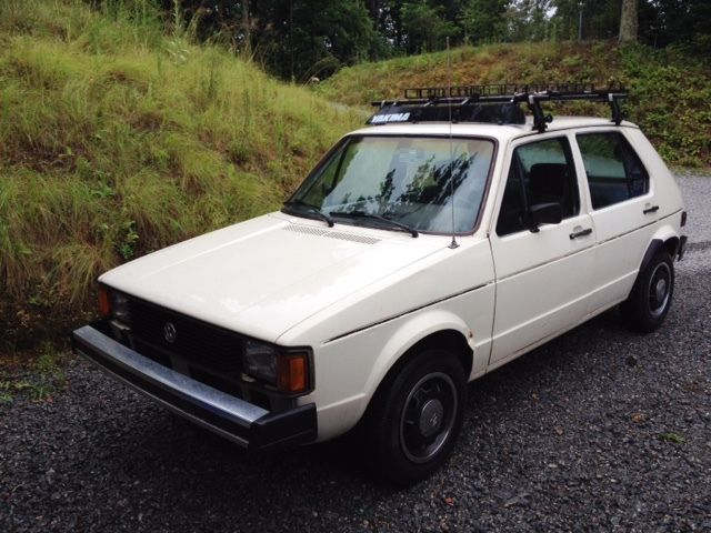 1981 Volkswagen Rabbit L Custom