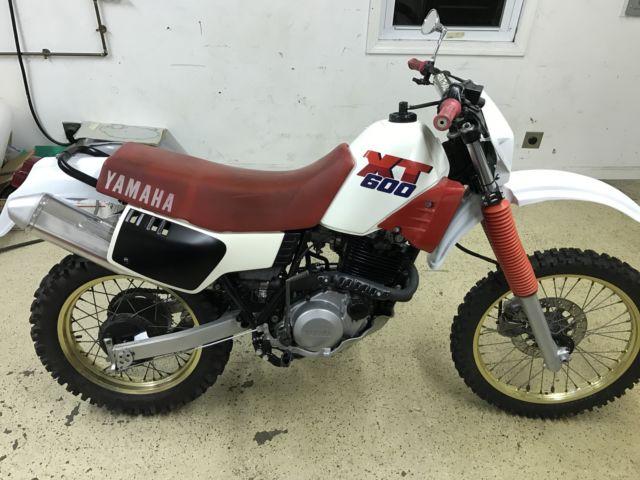 1984 YAMAHA XT600