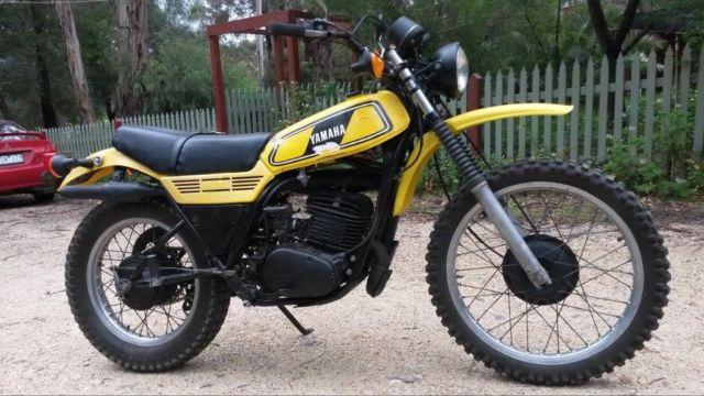 Yamaha DT400E 1978