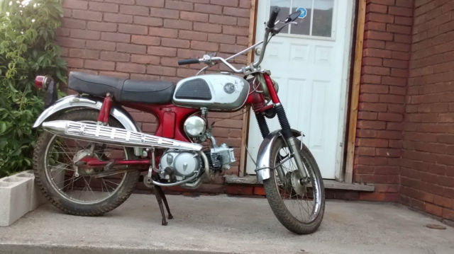Used Honda CL90 - 1967