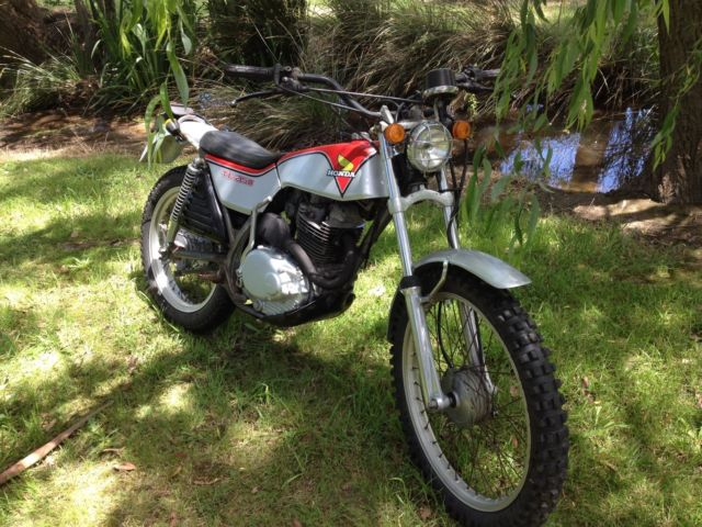 Honda TL250  1975