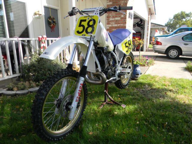 1987 Yamaha YZ 490