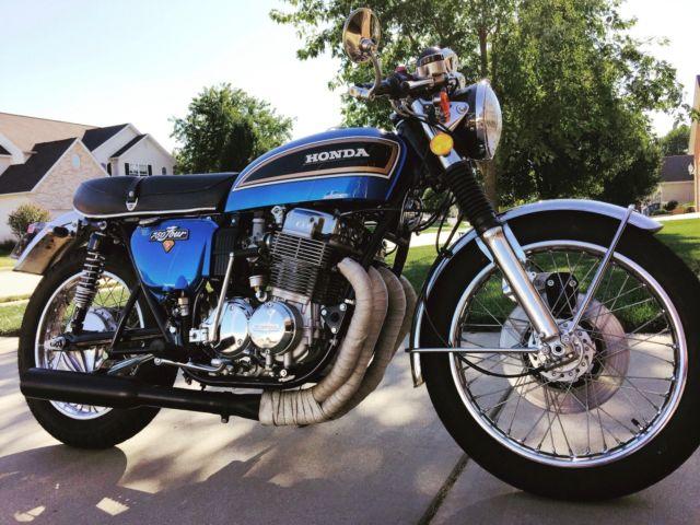 1976 CB750K6