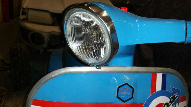 1966 Piaggio Vespa Super 150 1 Years MOT 150cc. Not Sprint Not Rally Not PX SS