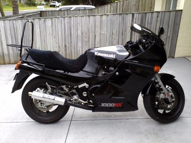 Kawasaki GPZ 1000 RX 1988 Mechanically Excellent With 8 Months Rego GPZ1000RX
