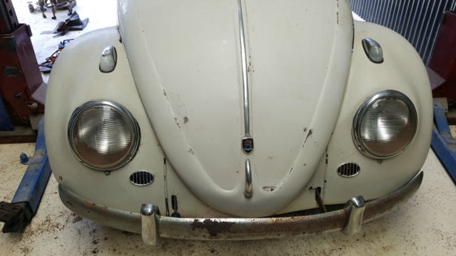 1960 VW Volkswagen Beetle - Barn Find