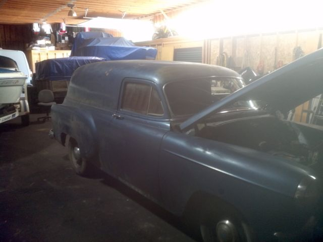 1953 chevy sedan delivery truck