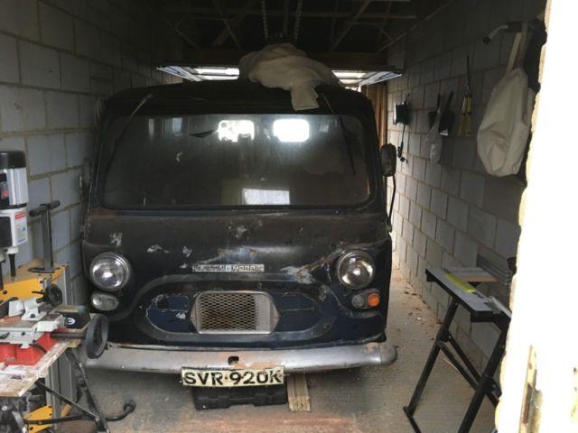 Austin Morris J4 Van