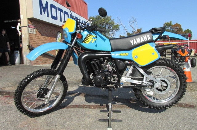 YAMAHA IT465 - 1981  VINTAGE BIKE  $9500