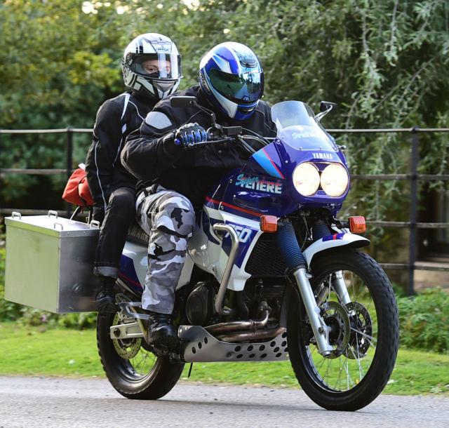 !989 Yamaha XTZ750 Super Tenere