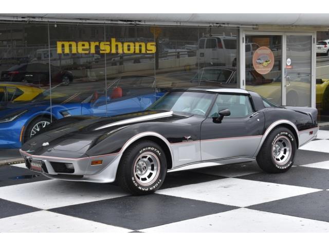 1978 Corvette Pace Car, 7800 Miles!