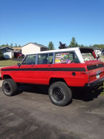 Jeep: Wagoneer