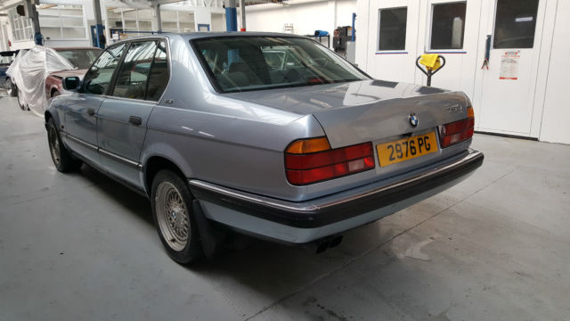 1990 BMW E32 750 SPORT M70 ENGINE