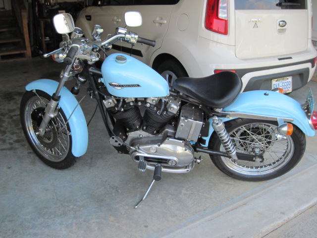 1972 Ironhead Sportster For Sale Mooresville, North ...