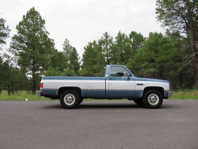1987 GMC TRUCK R2500 454