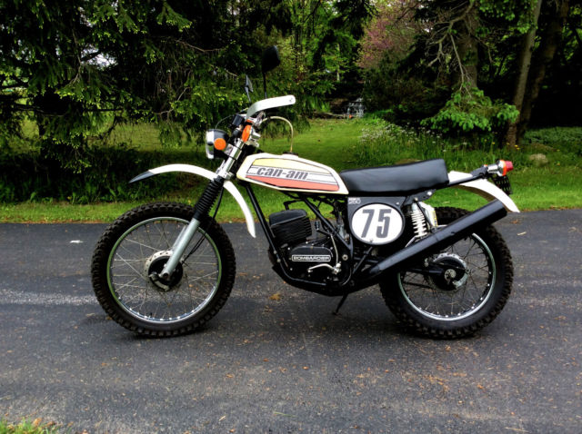 1975 CanAm 250 TNT