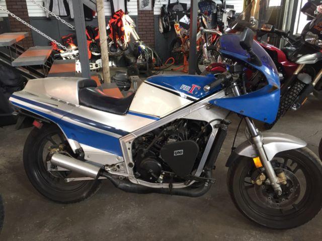 Other Makes: Suzuki RG500