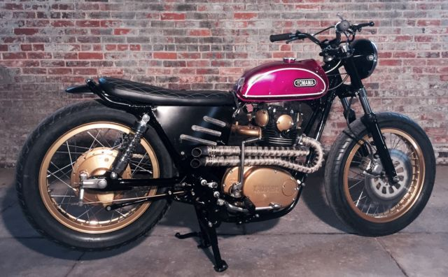 1982 Yamaha XS