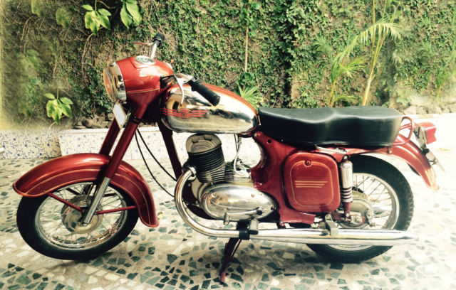 1967 Other Makes JAWA 250CC
