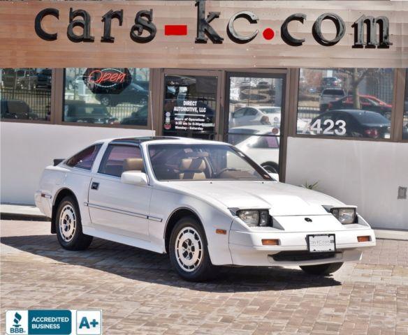 1986 Nissan 300ZX 2+2 2dr Hatchback