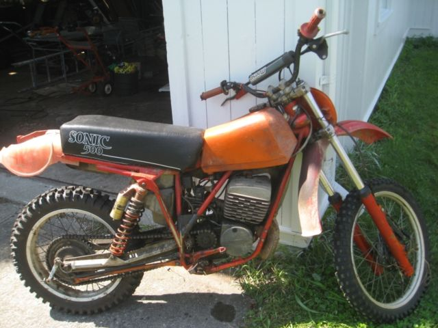 1979 Can-Am MX400