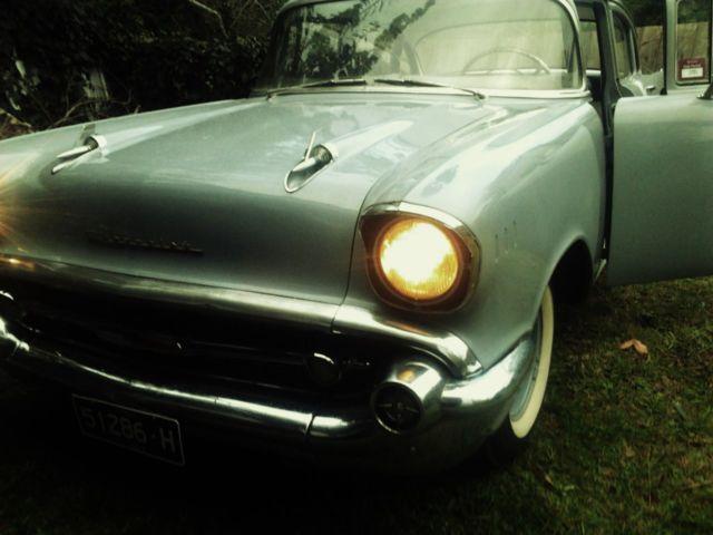 1957 CHEVROLET -150
