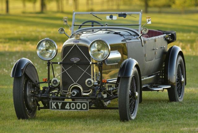 1933 Lagonda 3½ Litre T-Type Tourer