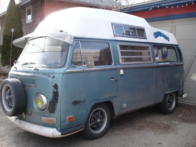 1970 Volkswagen Bus/Vanagon VW micro bus