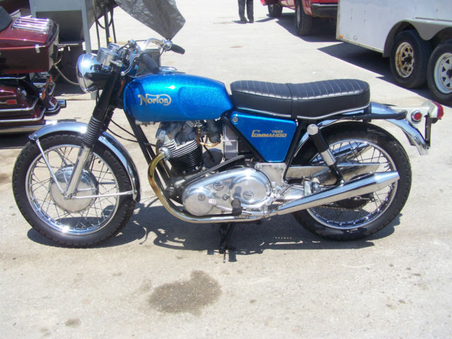 1970 Norton COMMANDO