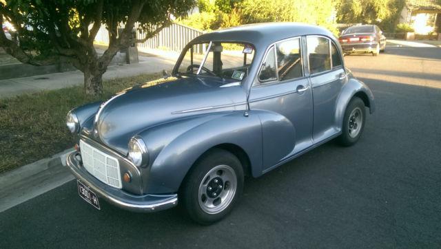 1954 Morris Minor Sedan