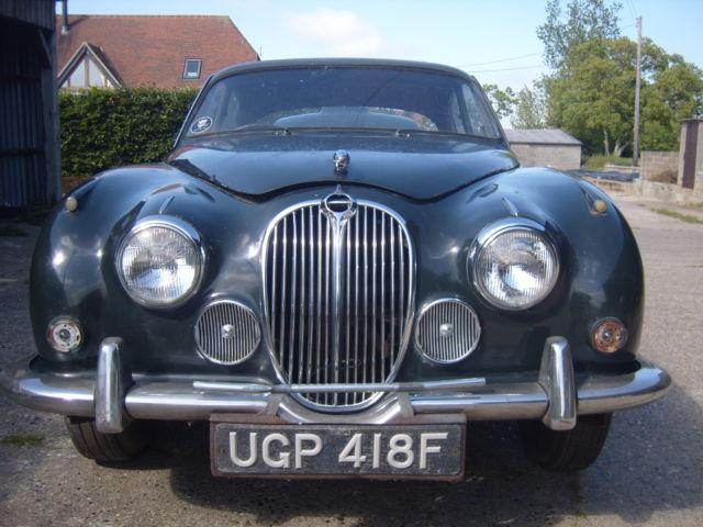 1968 JAGUAR MK2 2.4  for restoration