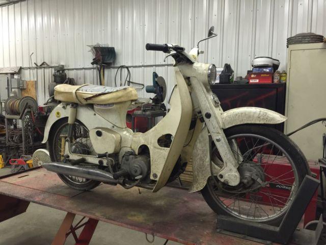 1965 Honda Shadow