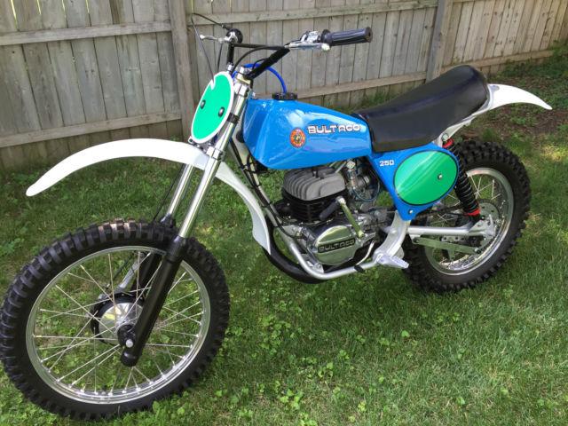 1976 Bultaco 167
