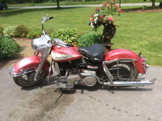 1966 Harley-Davidson Other For Sale Bangor, Maine, United