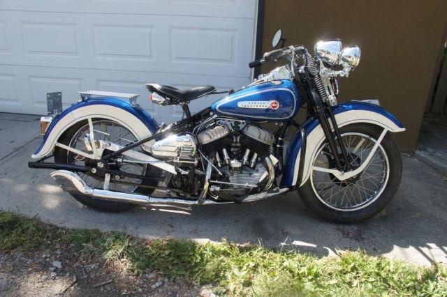 1942 Harley-Davidson 45 WLA For Sale Calgary, Alberta, Canada ...