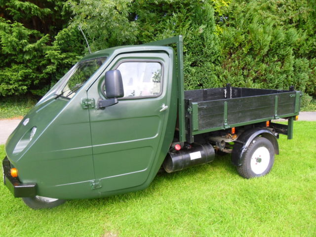 Reliant Ant Pickup, Mot March.1985, 25,800 miles.Promotional vehicle ? Very Rare