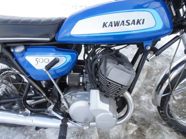 1971 Kawasaki Other For Sale Crescent Spur, British Columbia