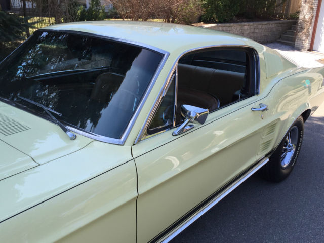 1967 Mustang Fastback 390 S Code For Sale Oakville , Ontario, Canada
