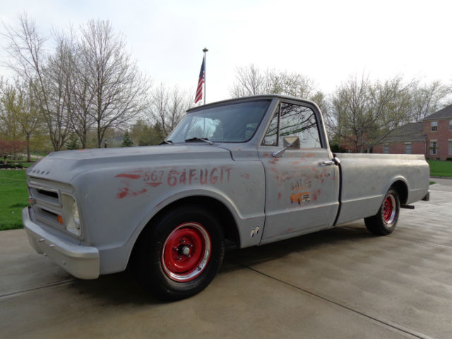1967 Chevy C-10 350 / TH350  Clean and Soild * Well Built * WESTERN BODY