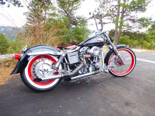 Harley-Davidson 1979 FXE Shovelhead For Sale Morrison