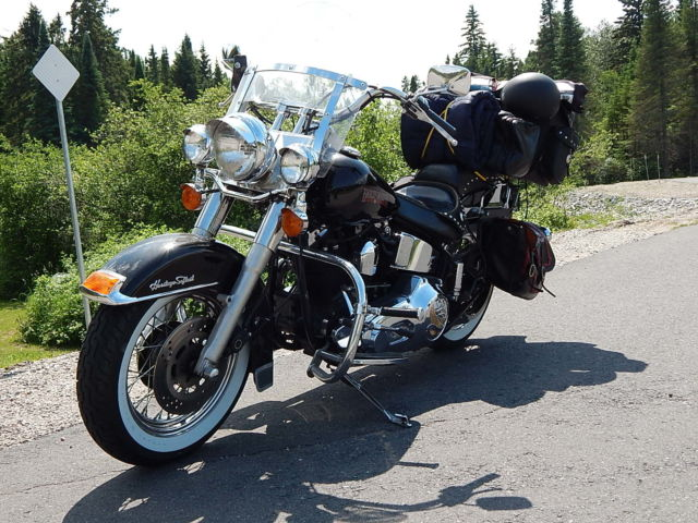 Harley Davidson -FLSTC - Heritage Softail Classic - 1990
