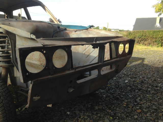 Hillman Hunter GLS Holbay project
